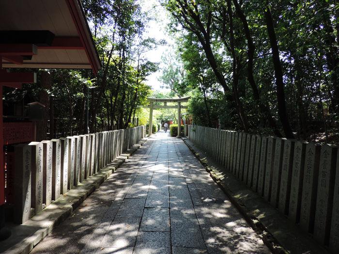 京都車折神社10