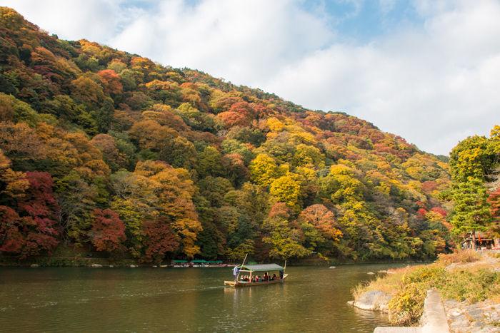 京都・右京区・嵐山公園亀山地区20161117-1