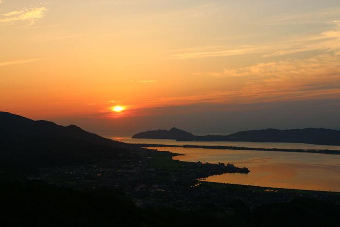 京都・与謝郡与謝野町・大内峠一字観公園20160730-7
