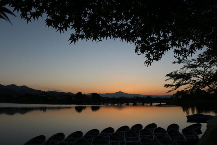 京都・右京区・渡月橋界隈20160810-1