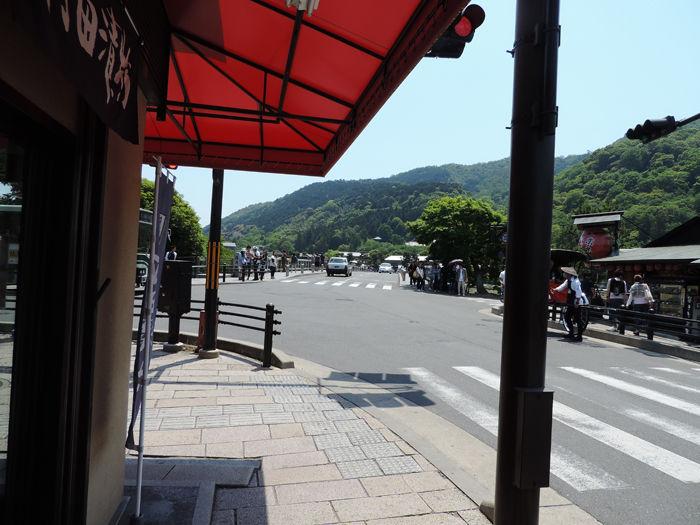 京都嵐電嵐山駅界隈4