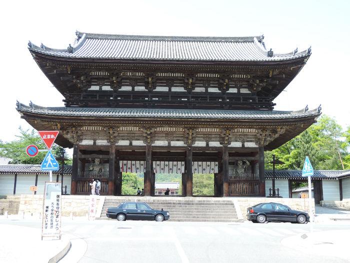 京都世界遺産総本山仁和寺1