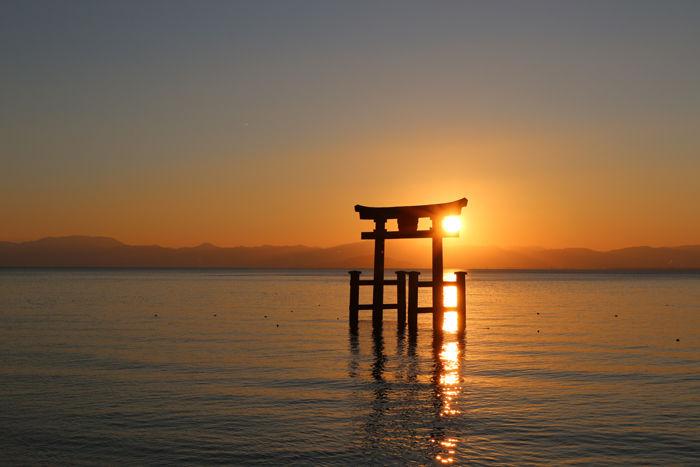 滋賀・高島市・白鬚神社20160211-14
