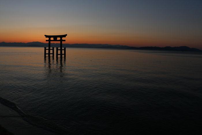 滋賀・高島市・白鬚神社20160211-6