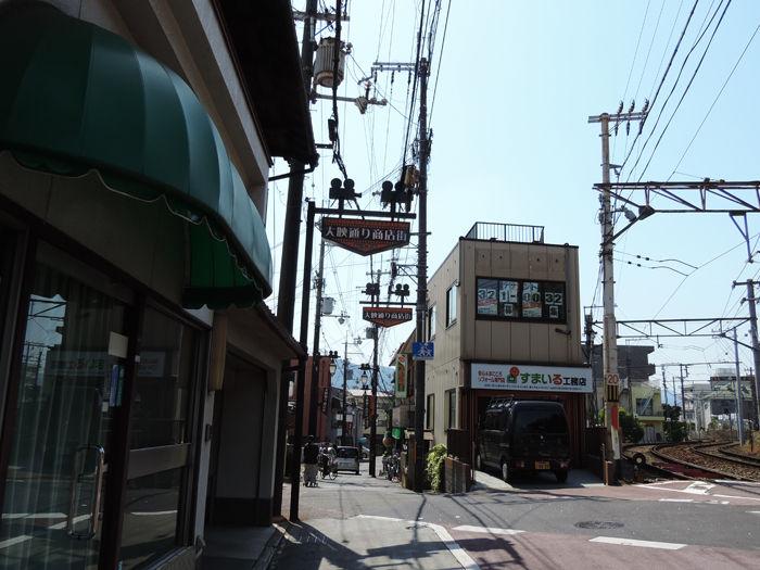 京都太秦大映通り商店街1