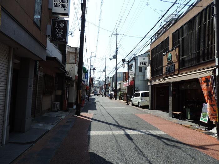 京都太秦大映通り商店街5