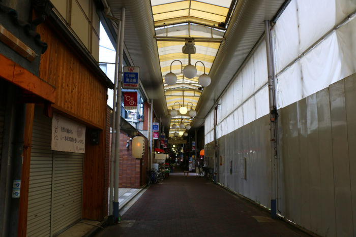 京都・東山区・古川町商店街20150422-2