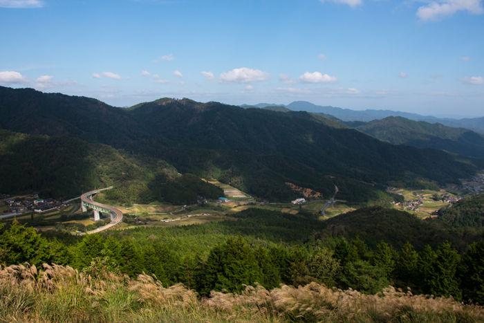 京都・与謝郡与謝野町・赤石林道20161007-1