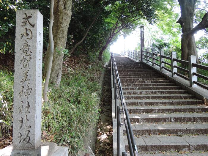 枚方意賀美神社1