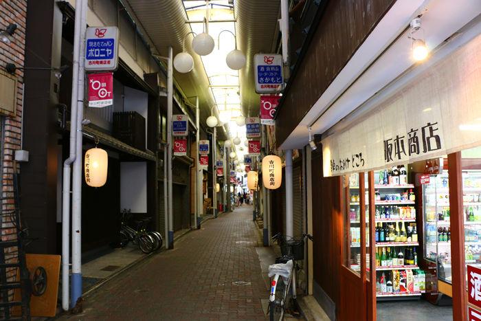 京都・東山区・古川町商店街20150422-5