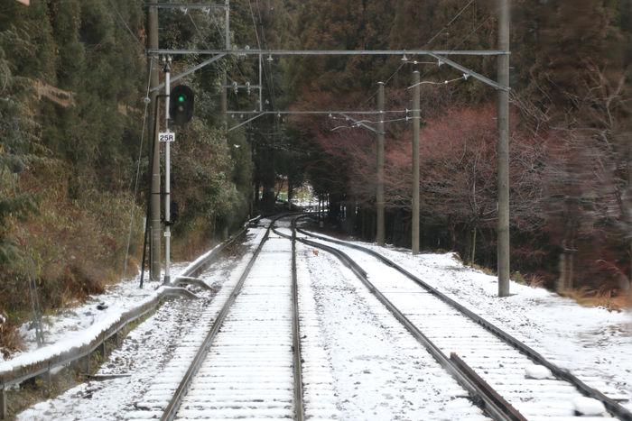 京都・左京区・鞍馬駅界隈20140209-2