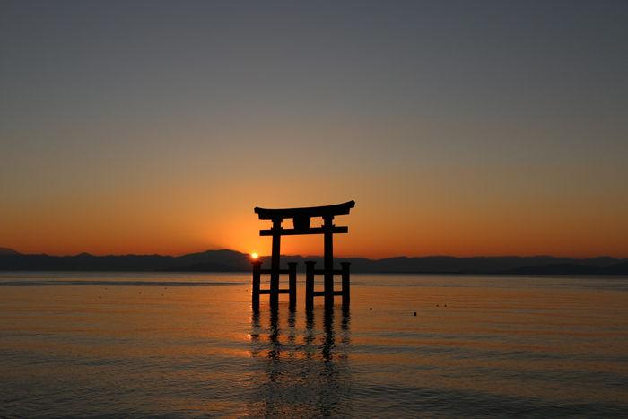 滋賀・高島市・白鬚神社20160211-8