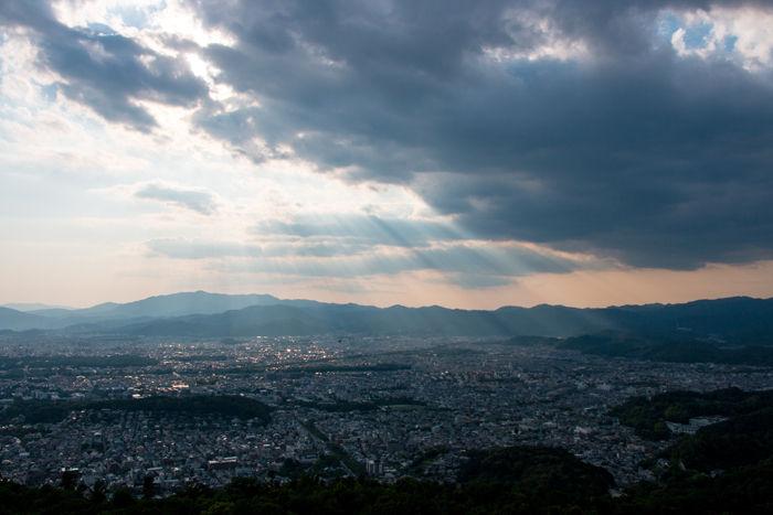 京都・左京区・大文字山20170615-1