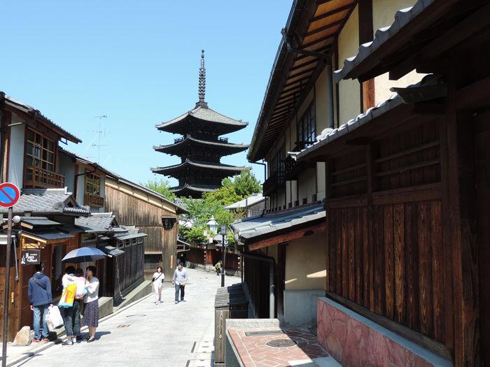 京都八坂神社-産寧坂界隈9