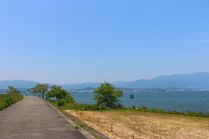 滋賀・守山市・なぎさ公園20160523-1