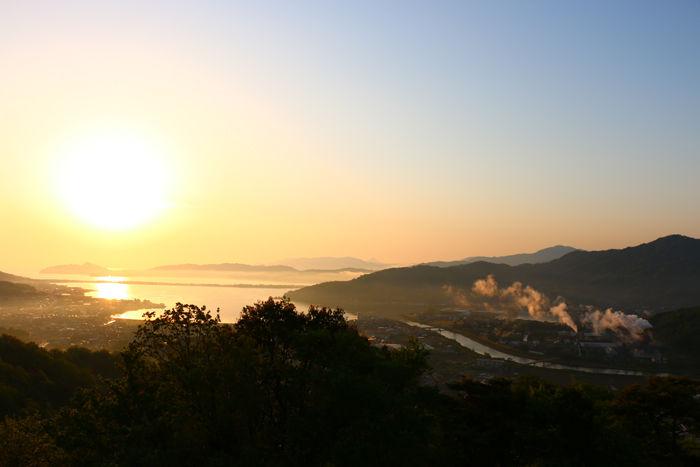 京都・与謝郡与謝野町・大内峠一字観公園20160430-5