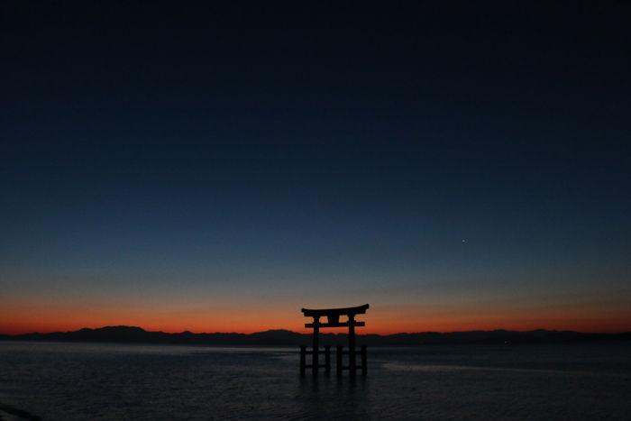 滋賀・高島市・白鬚神社20160211-2