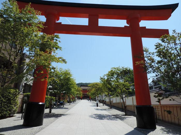 京都伏見稲荷大社2