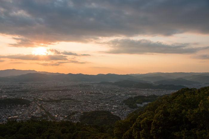 京都・左京区・大文字山20170615-6