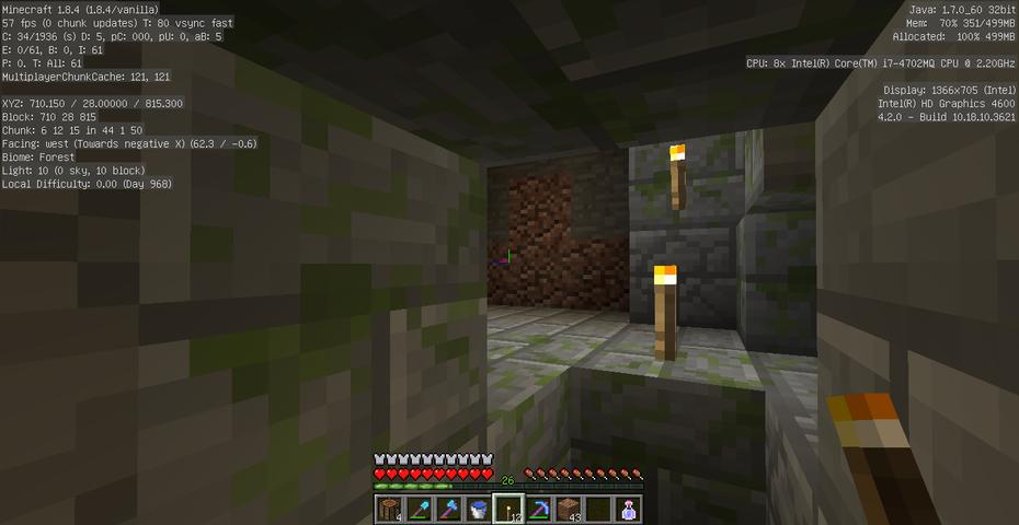マイクラ 地下 要塞