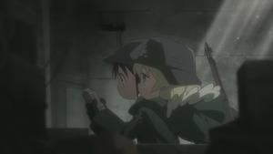 少女終末旅行 #1 星空/戦争 12