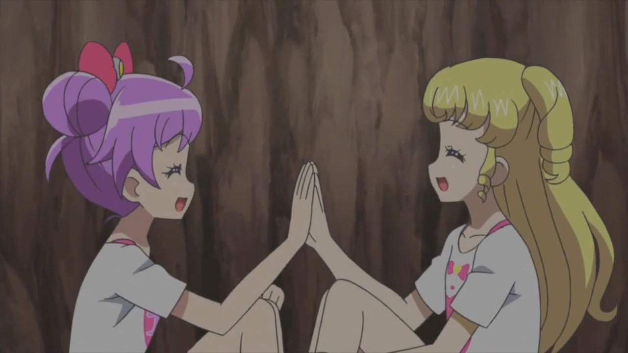 アイドルタイムプリパラ #34 ガァララの森 04