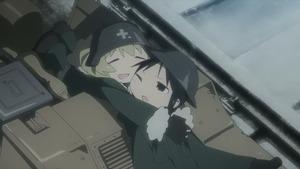 少女終末旅行 #1 星空/戦争 06