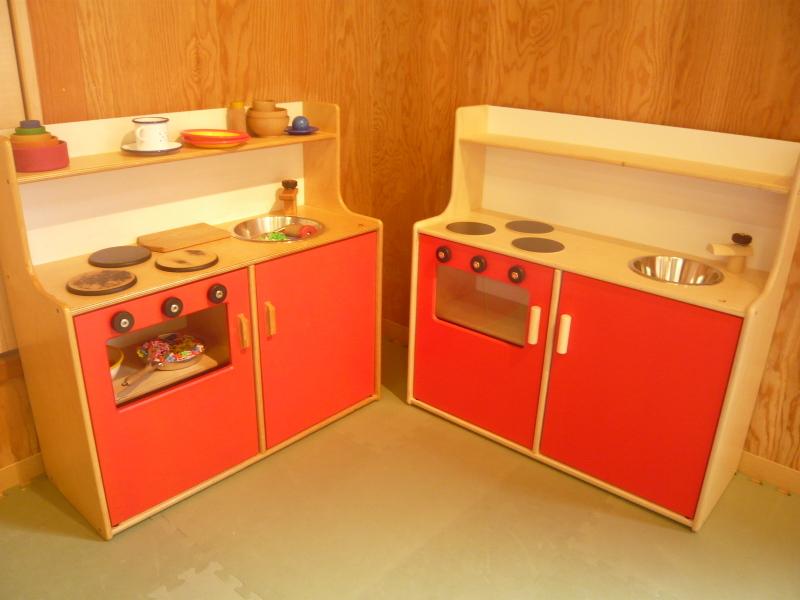 木製ままごとキッチンならこれ ...