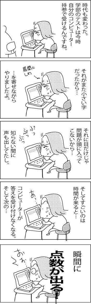Test-computer