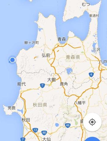 Aki-Onsen15map
