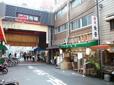 Osaka-tamagorou08facadeKuromon