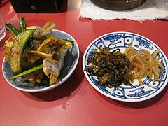 料理:おかず@博多成金ラーメン