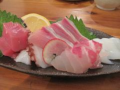 6料理:刺盛り1人前@海鮮居酒屋つねちゃん・姪浜