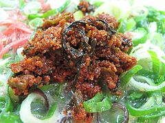 16料理:ワンタンメンに辛子高菜@ラーメン住吉亭