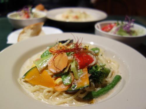 【福岡】1981年創業の生麺パスタ屋さん♪@パスティーナ