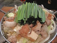 料理:コムタン鍋(テールスープもつ鍋)960円×2@餃子・高砂遊心