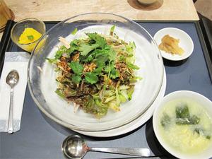 6よだれ鶏冷麺1,280円@悠久上海