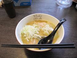 11渾身の鶏魚介ラーメン700円@海鳴・平尾