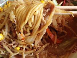 12味噌チャンポン麺@金太郎ラーメン