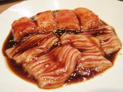 15丸腸とシマ腸@力飯店