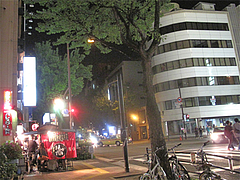 外観:西通り近く@cafe tempo(カフェ・テンポ)・今泉・天神