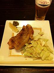 5居酒屋:豚足@心灯・みなと温泉・波葉の湯・ベイサイドプレイス博多