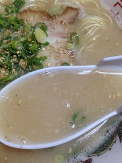 6ラーメンスープ@一楽ラーメン