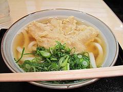 料理:ごぼううどん480円@博多ごろうどん・新天町・天神