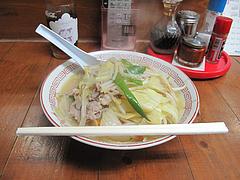10ランチ:チャンポン@中華料理・萬品香(マンピンシャン)