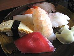 料理:寿司アップ@十徳や・春日上白水店