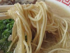 【ランチ】ラーメン麺アップ@ラーメン大黒商店・親富孝通り・天神