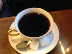 11おかわりコーヒー@丸福珈琲店