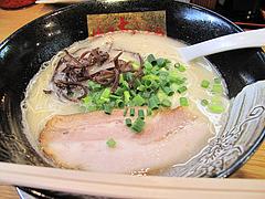 料理:ラーメン650円@博多志どう