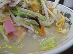 料理:上ちゃんぽんスープ@薩摩屋・清川